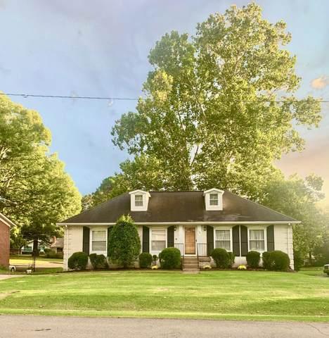 116 Pleasant Hill Dr, Springfield, TN 37172 (MLS #RTC2298318) :: John Jones Real Estate LLC