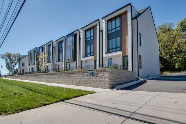 3746 Central Pike #5, Hermitage, TN 37076 (MLS #RTC2298324) :: Village Real Estate