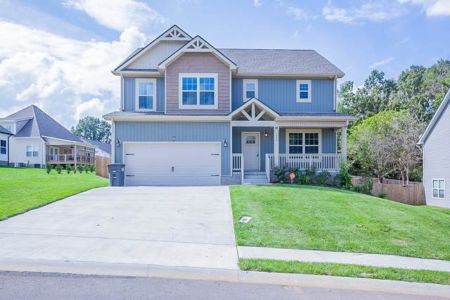 1372 Sussex Dr, Clarksville, TN 37042 (MLS #RTC2298340) :: The Home Network by Ashley Griffith