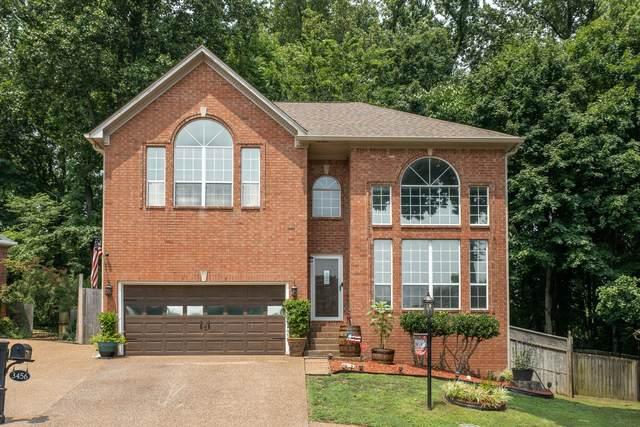 3456 Parkwood Ct, Hermitage, TN 37076 (MLS #RTC2298349) :: Village Real Estate