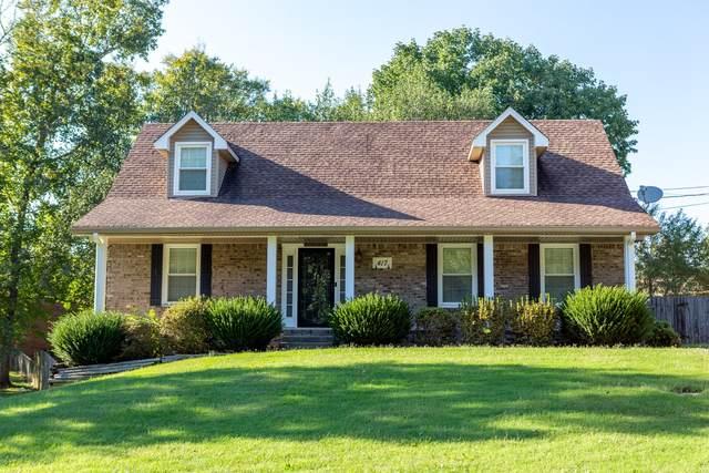 417 Crabtree Cir, Clarksville, TN 37040 (MLS #RTC2298506) :: Felts Partners