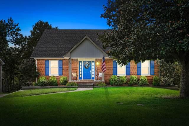 808 Margret Drive, Clarksville, TN 37042 (MLS #RTC2298524) :: Village Real Estate