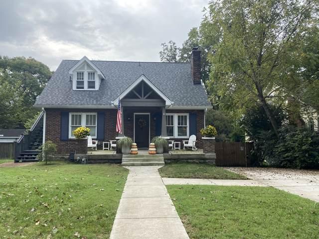 4705 Elkins Ave, Nashville, TN 37209 (MLS #RTC2298561) :: Village Real Estate