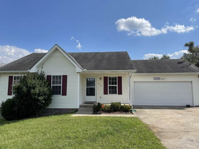 248 Golden Pond Ave, Oak Grove, KY 42262 (MLS #RTC2298648) :: The Home Network by Ashley Griffith