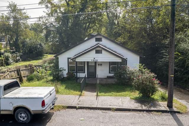 1505 Clay St, Nashville, TN 37208 (MLS #RTC2298661) :: John Jones Real Estate LLC