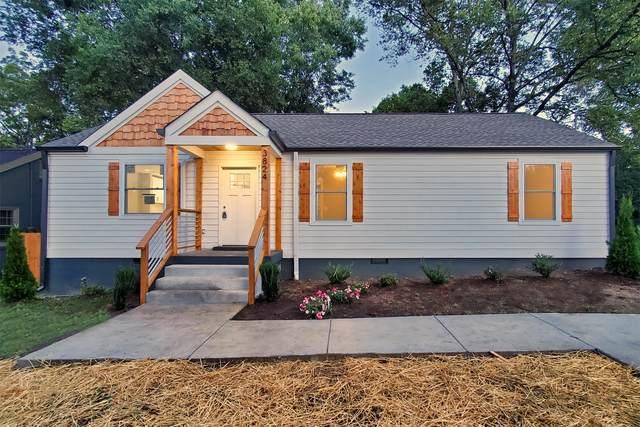 3824 Burrus St, Nashville, TN 37216 (MLS #RTC2298664) :: John Jones Real Estate LLC