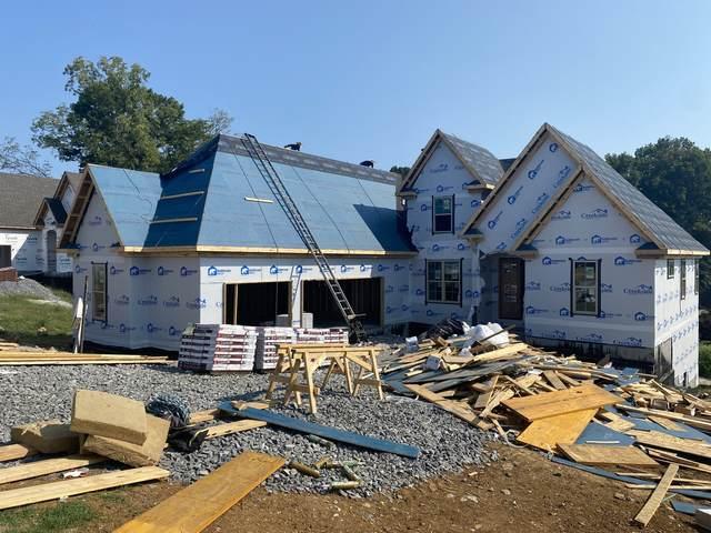1110 Luxborough Drive, Hendersonville, TN 37075 (MLS #RTC2298688) :: John Jones Real Estate LLC