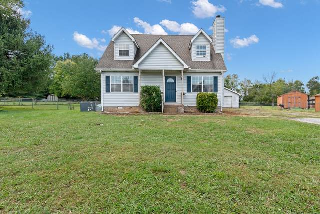 108 Deer Point Rd, Unionville, TN 37180 (MLS #RTC2298712) :: Cory Real Estate Services