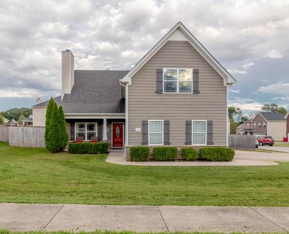 700 Evergreen Ct, Clarksville, TN 37040 (MLS #RTC2298720) :: The Home Network by Ashley Griffith