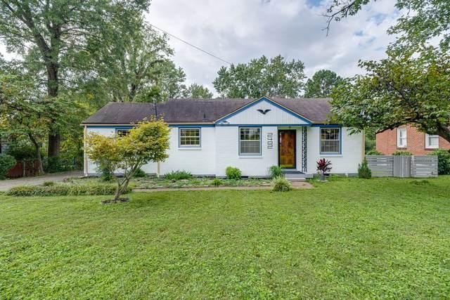 2402 Gregory Dr, Nashville, TN 37216 (MLS #RTC2298751) :: John Jones Real Estate LLC