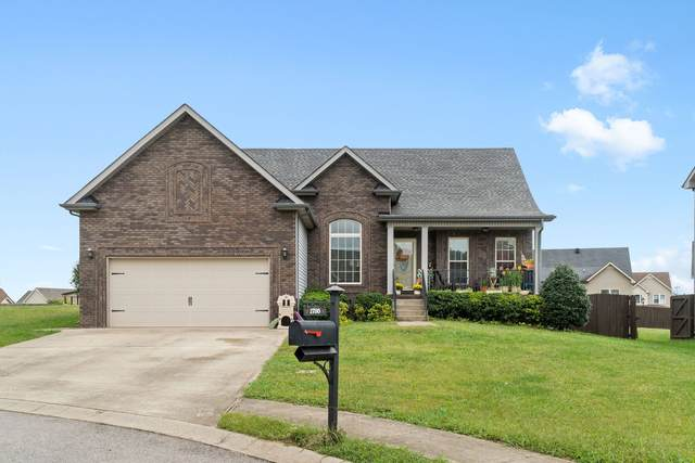 1795 Stone Hill Ct, Clarksville, TN 37042 (MLS #RTC2298777) :: Ashley Claire Real Estate - Benchmark Realty