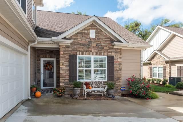 2240 Stonecenter Ln, Murfreesboro, TN 37128 (MLS #RTC2298821) :: John Jones Real Estate LLC