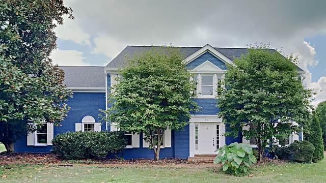641 Gleneagle Ln, Franklin, TN 37067 (MLS #RTC2298861) :: Armstrong Real Estate