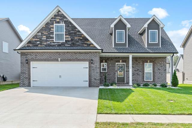 1124 Christian James Dr, Clarksville, TN 37043 (MLS #RTC2298877) :: John Jones Real Estate LLC