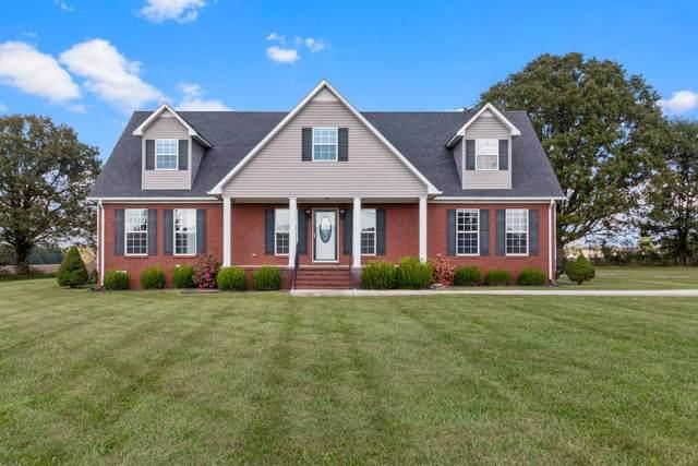 401 Springwater Dr, Summertown, TN 38483 (MLS #RTC2298925) :: John Jones Real Estate LLC