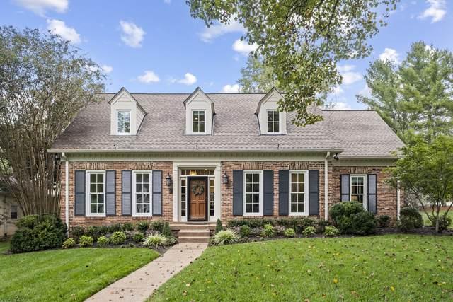 5201 Shenandoah Ct, Nashville, TN 37220 (MLS #RTC2298970) :: John Jones Real Estate LLC