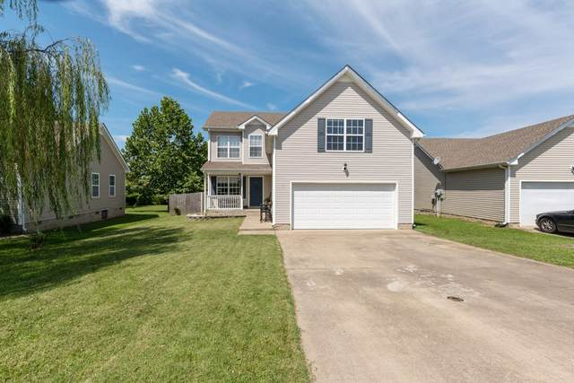 551 Oakmont Dr, Clarksville, TN 37042 (MLS #RTC2299033) :: Maples Realty and Auction Co.