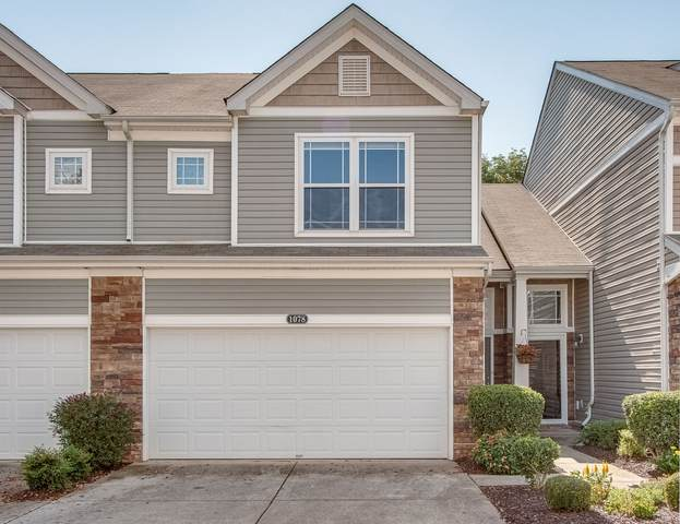 1078 Somerset Springs Dr, Spring Hill, TN 37174 (MLS #RTC2299042) :: Nashville on the Move