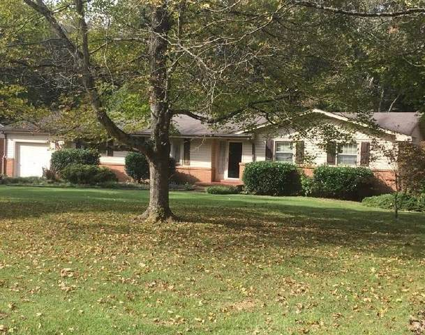 1108 Westwood Dr, Tullahoma, TN 37388 (MLS #RTC2299059) :: The Home Network by Ashley Griffith