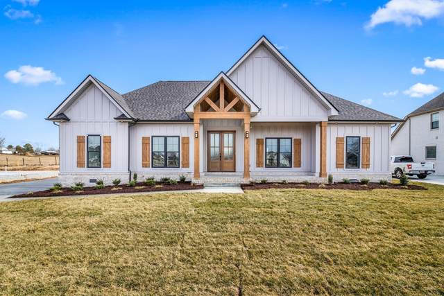 348 Ellington Dr, Clarksville, TN 37043 (MLS #RTC2299066) :: John Jones Real Estate LLC