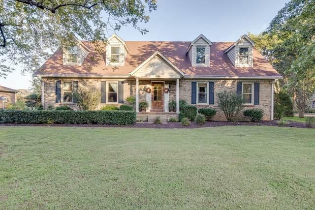 2510 Choctaw Trce, Murfreesboro, TN 37129 (MLS #RTC2299094) :: John Jones Real Estate LLC