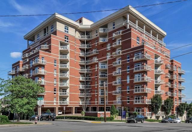 110 31st Ave N #708, Nashville, TN 37203 (MLS #RTC2299149) :: John Jones Real Estate LLC