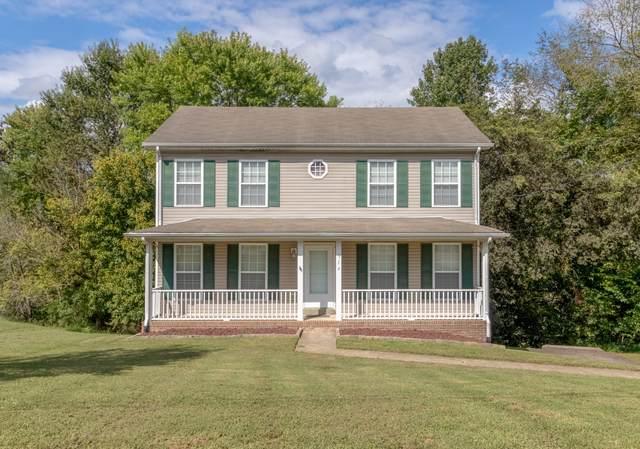 914 Hedge Apple Dr, Clarksville, TN 37040 (MLS #RTC2299229) :: DeSelms Real Estate