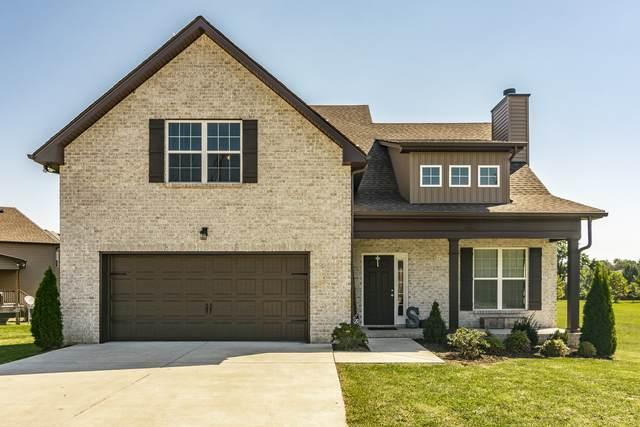 1072 Harper Dean Way, Gallatin, TN 37066 (MLS #RTC2299260) :: Village Real Estate