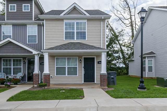 267 Alexander Blvd, Clarksville, TN 37040 (MLS #RTC2299268) :: Village Real Estate