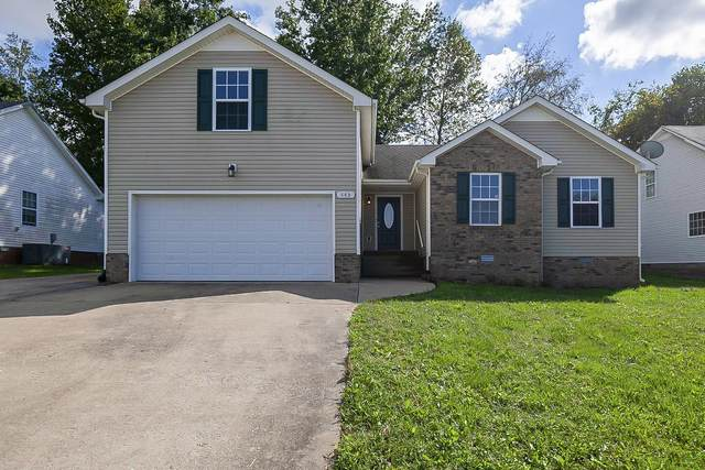 445 Piney Dr, Clarksville, TN 37042 (MLS #RTC2299283) :: The Home Network by Ashley Griffith