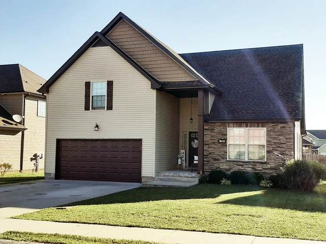 721 Backwind Ln, Clarksville, TN 37040 (MLS #RTC2299288) :: Exit Realty Music City
