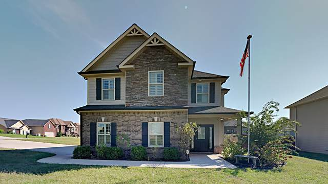 1038 Silo Dr, Clarksville, TN 37042 (MLS #RTC2299316) :: Cory Real Estate Services