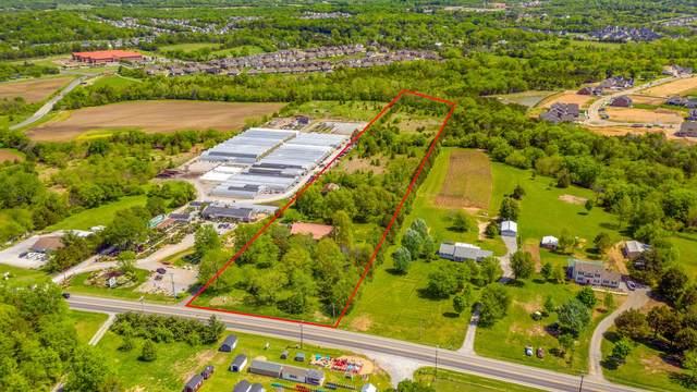 7364 Nolensville Rd, Nolensville, TN 37135 (MLS #RTC2299362) :: Village Real Estate