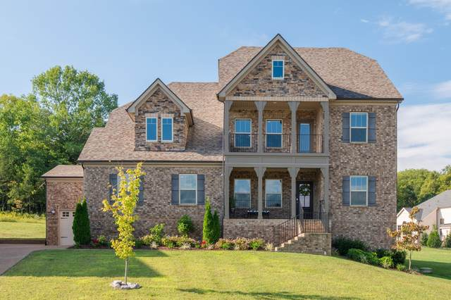 309 Bayberry Ct, Nolensville, TN 37135 (MLS #RTC2299391) :: EXIT Realty Lake Country