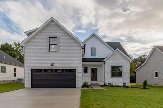 213 Sherlock Dr, Clarksville, TN 37043 (MLS #RTC2299393) :: DeSelms Real Estate