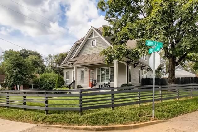419 Scott Ave, Nashville, TN 37206 (MLS #RTC2299412) :: Fridrich & Clark Realty, LLC