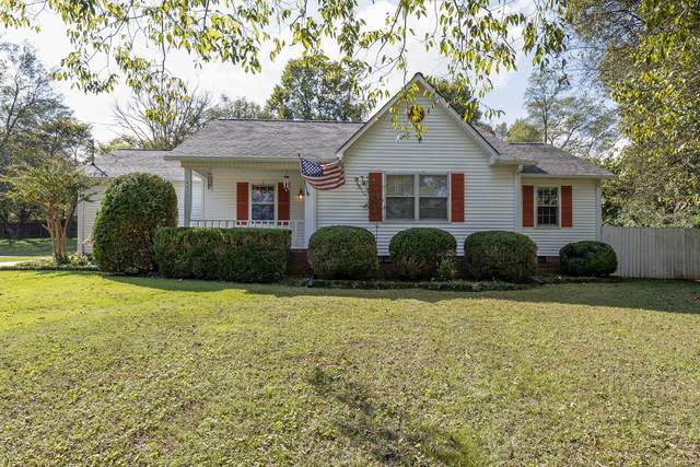 4011 Glenrose Dr, Columbia, TN 38401 (MLS #RTC2299444) :: Village Real Estate