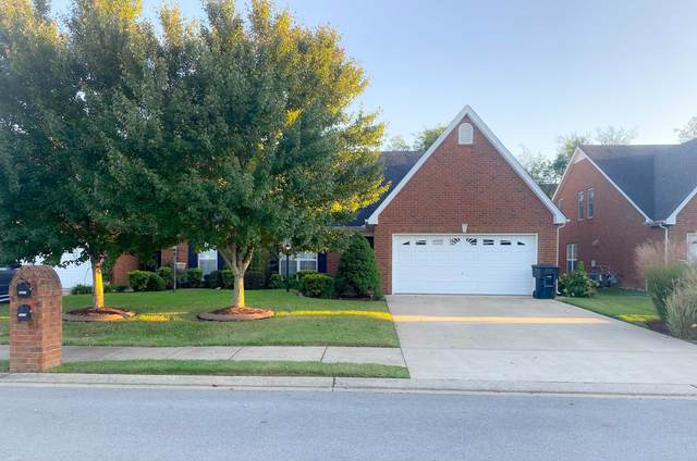 3321 Mershon Dr, Murfreesboro, TN 37128 (MLS #RTC2299478) :: Village Real Estate
