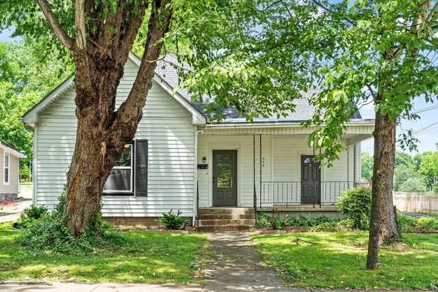 949 Clark St, Clarksville, TN 37040 (MLS #RTC2299527) :: Nashville on the Move