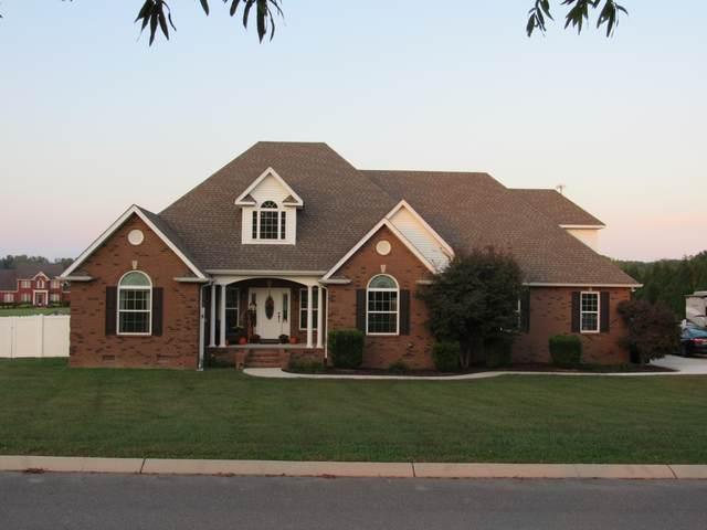72 Creekside Dr, Manchester, TN 37355 (MLS #RTC2299530) :: John Jones Real Estate LLC