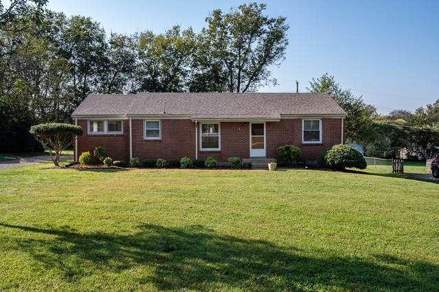 121 Pleasant Dr, Columbia, TN 38401 (MLS #RTC2299638) :: Village Real Estate