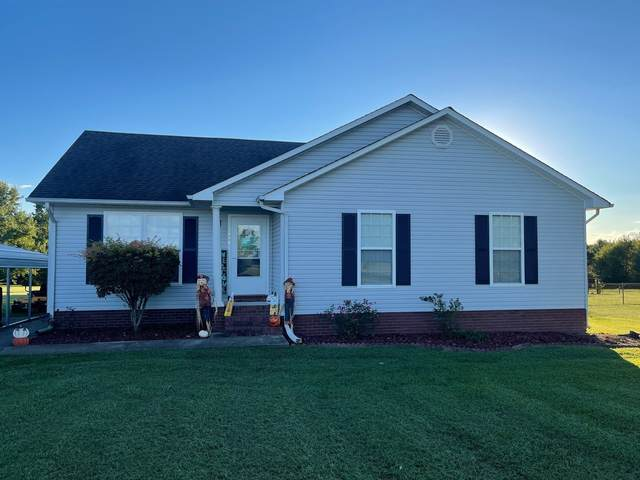 1584 Marable Rd, Lawrenceburg, TN 38464 (MLS #RTC2299651) :: Team Wilson Real Estate Partners