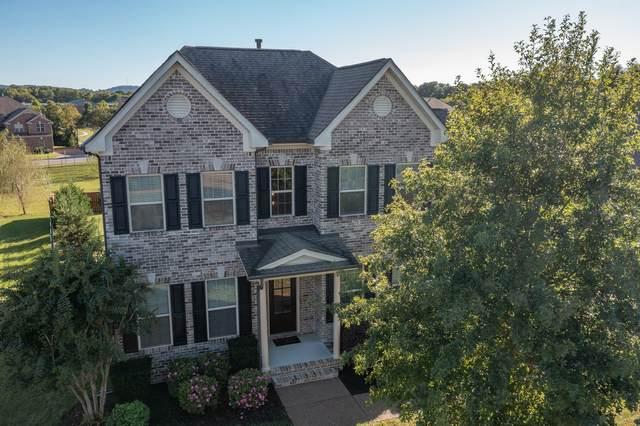 1209 Plumeria Pl, Nolensville, TN 37135 (MLS #RTC2299660) :: Village Real Estate