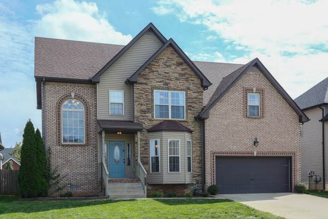 3733 Windhaven Ct, Clarksville, TN 37040 (MLS #RTC2299692) :: Exit Realty Music City