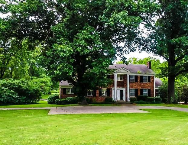 309 Belle Meade Blvd, Nashville, TN 37205 (MLS #RTC2299710) :: Movement Property Group