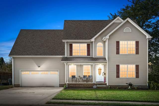 3945 Gaine Dr, Clarksville, TN 37040 (MLS #RTC2299721) :: Village Real Estate