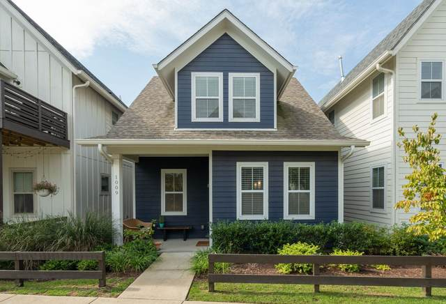 1009 Treaty Oaks Dr, Nashville, TN 37209 (MLS #RTC2299787) :: Village Real Estate