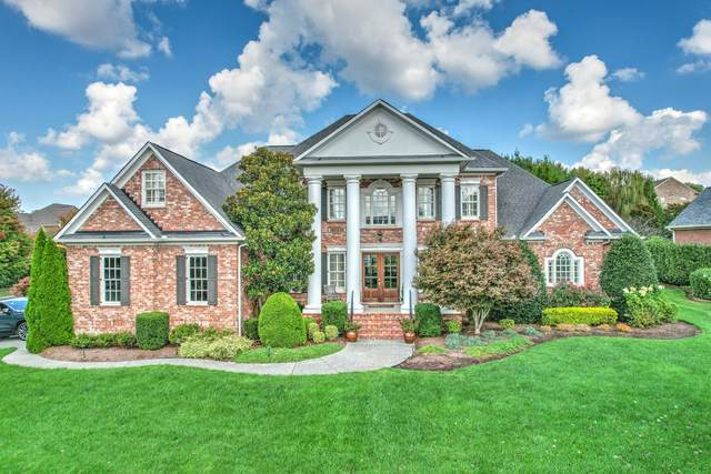 9508 Wexcroft Dr, Brentwood, TN 37027 (MLS #RTC2299800) :: Benchmark Realty