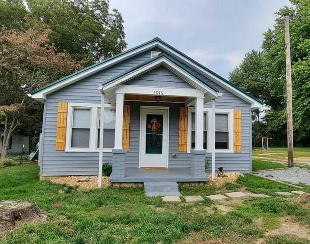 4016 Brown St, Westmoreland, TN 37186 (MLS #RTC2299833) :: John Jones Real Estate LLC