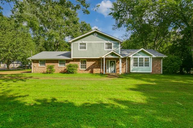 1416 Lipscomb Dr, Brentwood, TN 37027 (MLS #RTC2299837) :: HALO Realty